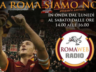 LA ROMA SIAMO NOI ROMA WEB RADIO