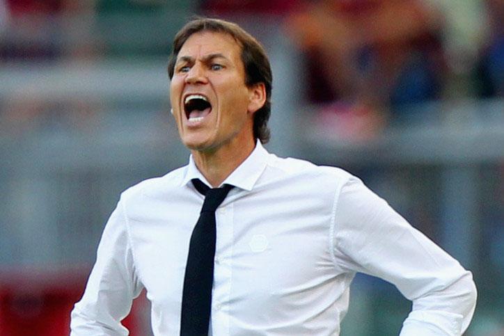 Roma, Garcia rescinde contratto