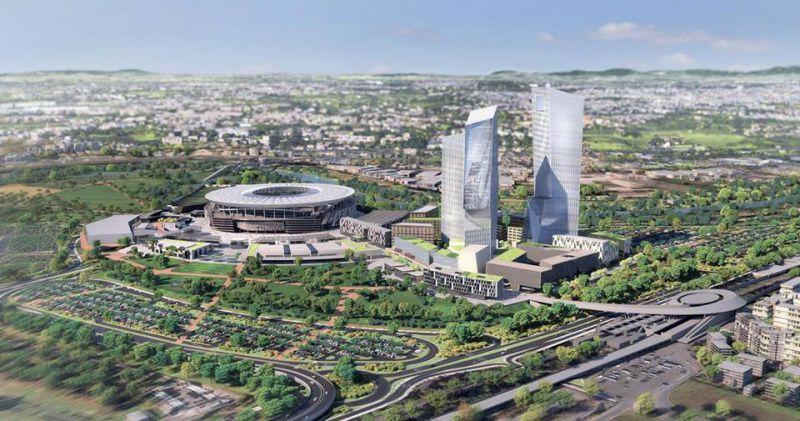 Roma, nuovo stadio: dal Comune no al progetto