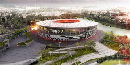 Stadio, la Roma prepara tre cause