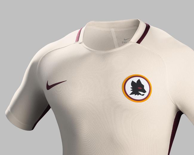 maglia bianca roma 2