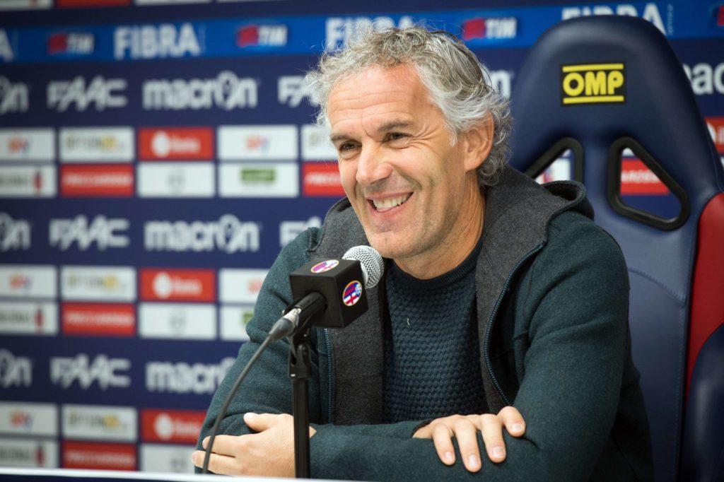 Video Gol Highlights Roma-Bologna 3-0: tripletta Salah, blindato il secondo posto