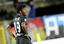 "Calciomercato Roma, Kessie: ""Rimango all'Atalanta, non andrò via nemmeno a gennaio"""