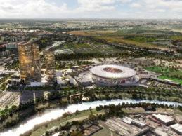 Stadio della Roma in tribunale, mina da due miliardi di euro