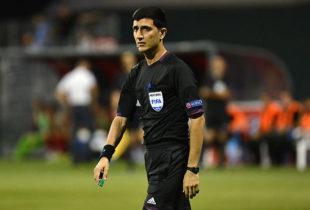 Europa League, Roma-Astra Giurgiu: arbitra Aghayev