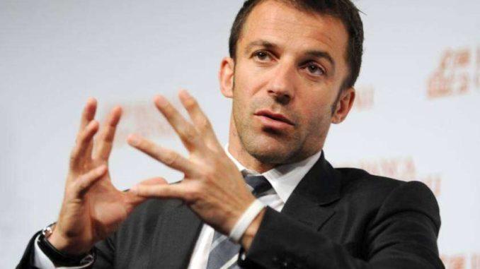 Del Piero, la Juve ha una marcia in più