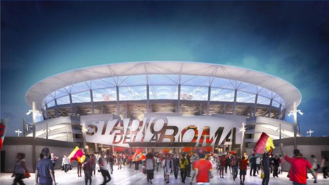 Stadio della Roma, impatto economico due volte e mezzo Expo