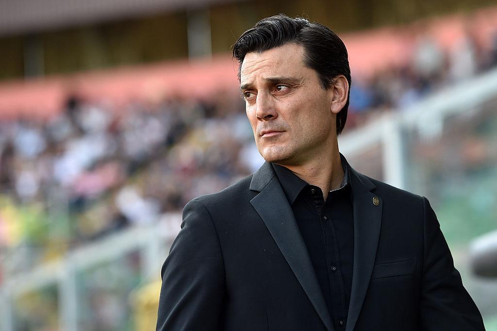 Montella, contatto con Fassone: il tecnico del Milan vuole vederci chiaro