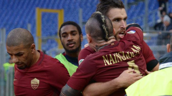 La Roma ritrova anche la difesa -