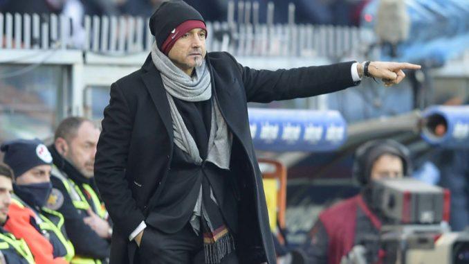 Genoa-Roma, Spalletti: