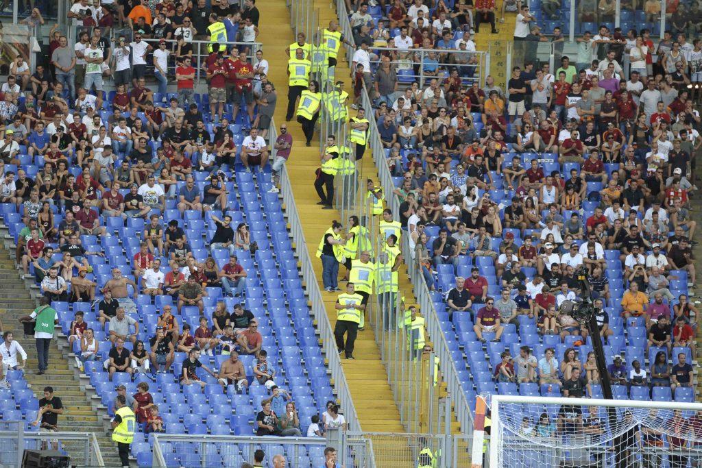 Barriere Stadio Olimpico, curve libere già da febbraio?