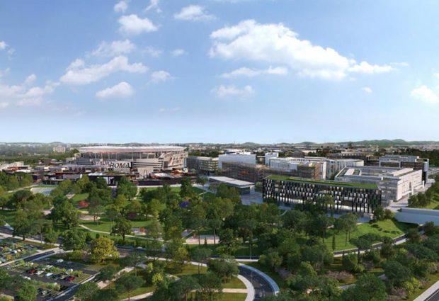Stadio Roma: nel 2017 la posa della prima pietra. Nel 2020 l'inaugurazione