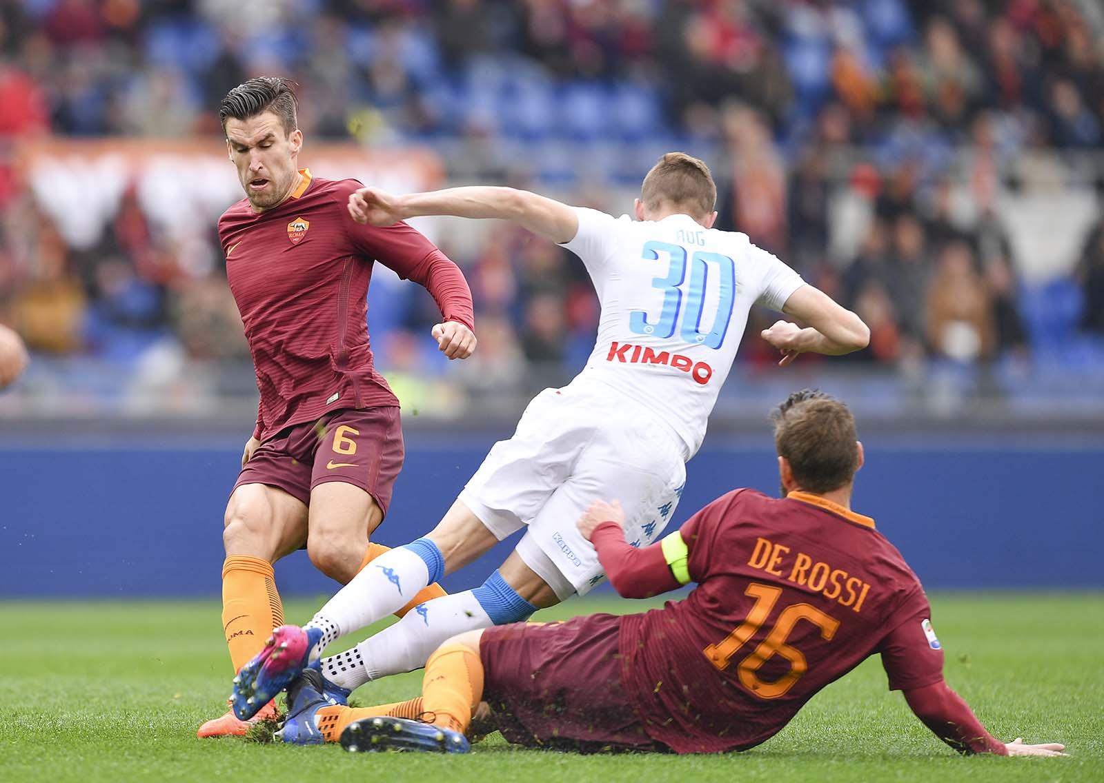 Gonzalo Higuain in causa col Napoli per i diritti d'immagine