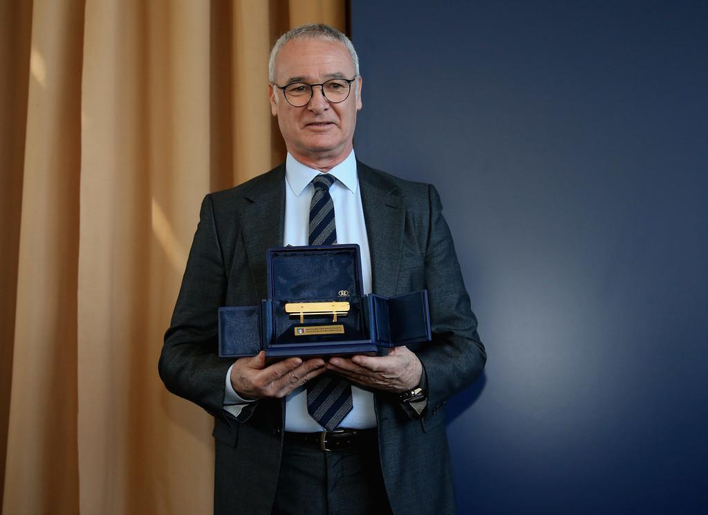 Ranieri, ex Napoli, 'cuore romanista':