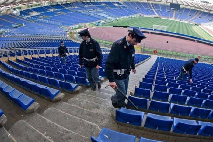 Derby Roma Lazio, ecco il piano sicurezza. Estesi i provvedimenti anti alcol