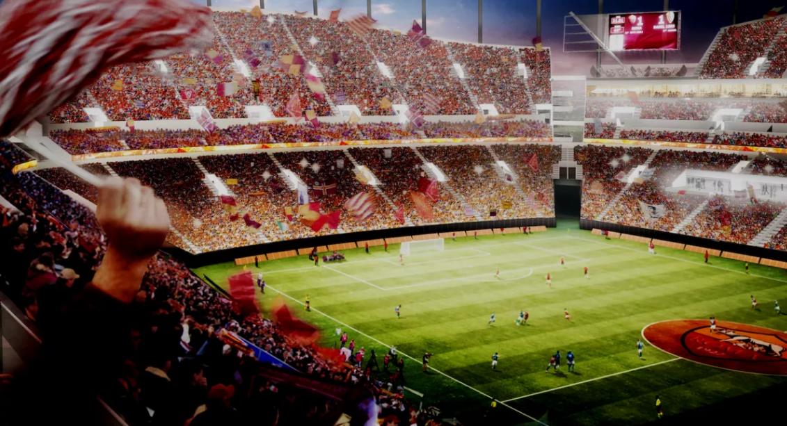 Stadio Roma: chiusa Conferenza servizi