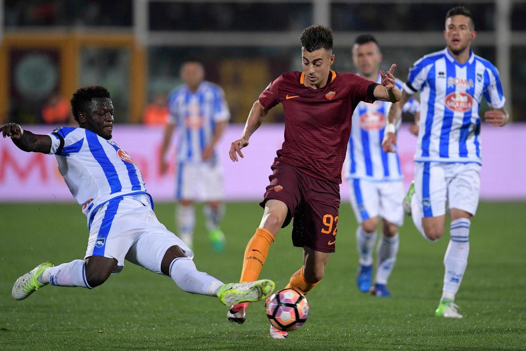 Roma-Lazio, El Shaarawy: