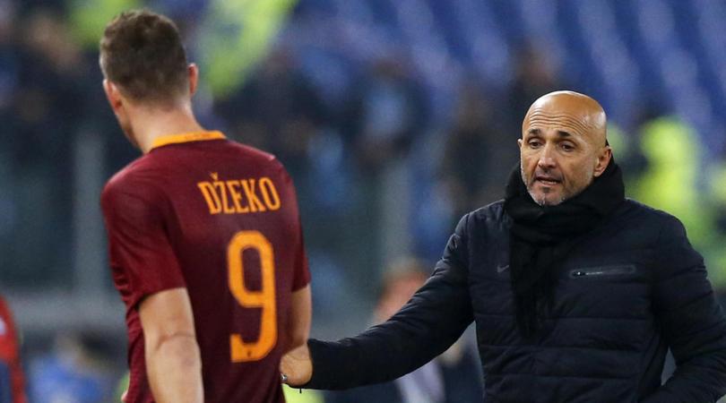 Il Milan vuole Dzeko, l'agente: