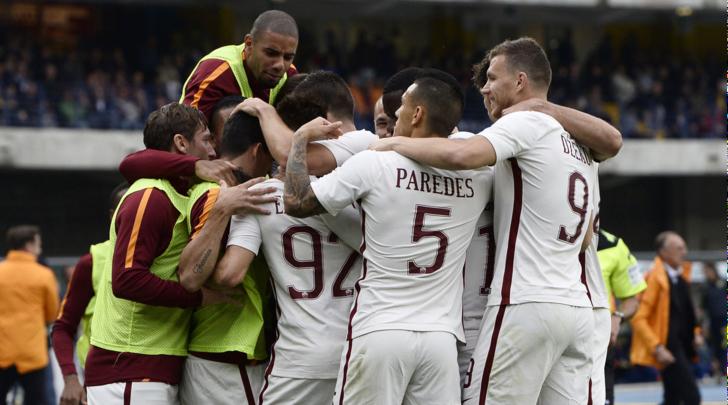 Serie A Chievo-Roma, probabili formazioni e tempo reale alle 18