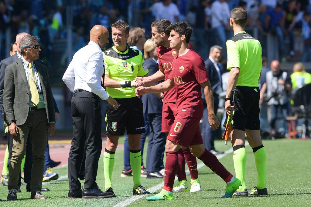 Roma Lazio: dove vederla in tv e formazioni
