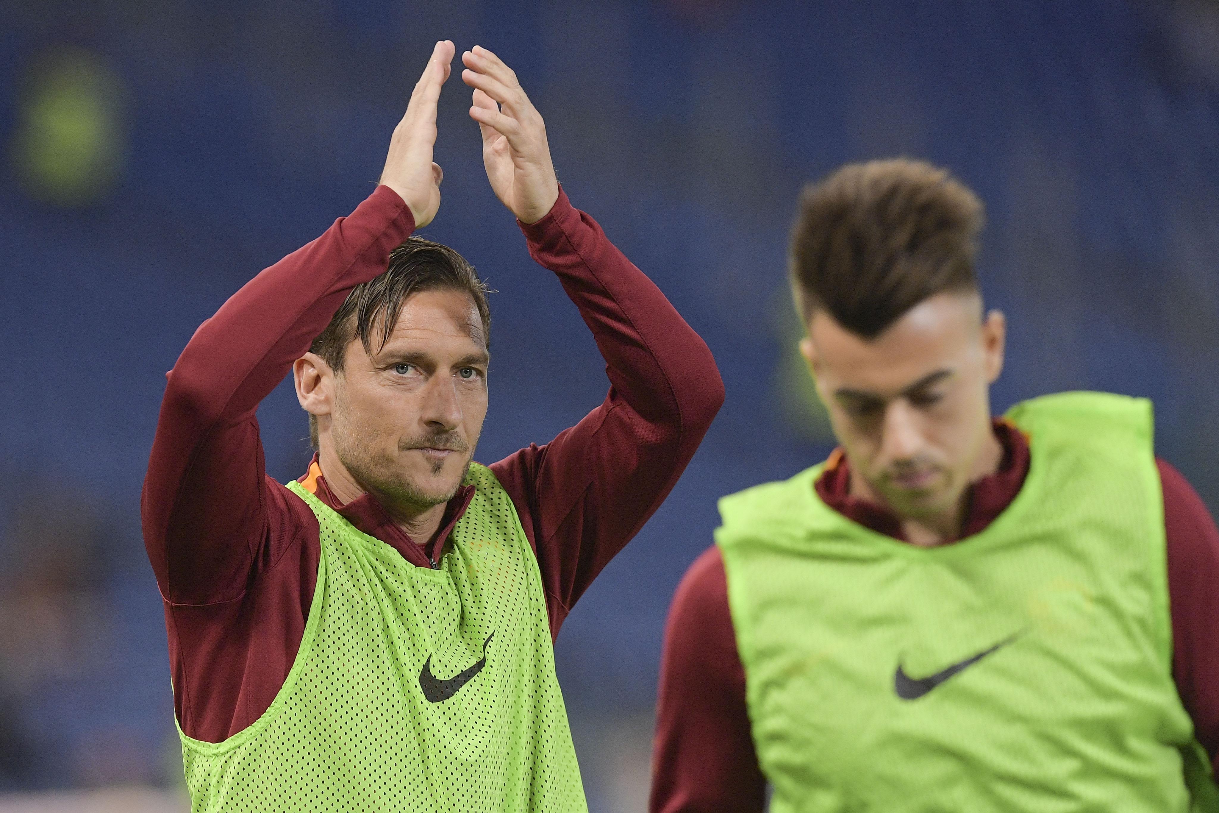 L'addio di Francesco Totti alla Roma (ma non al calcio)
