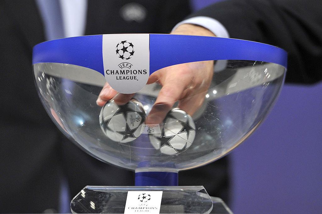 Sorteggio Champions 2018: Diretta TV su Italia 1 e Mediaset Premium