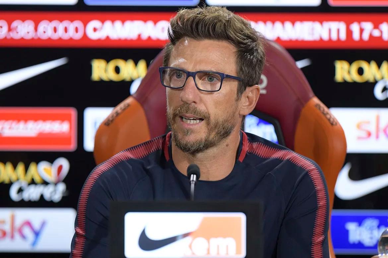 Champions, Di Francesco: