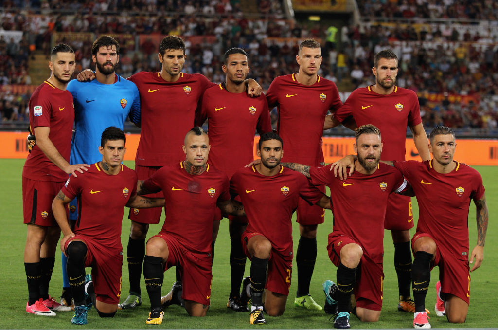 Serie A: Juve e Roma in campo il 9/9