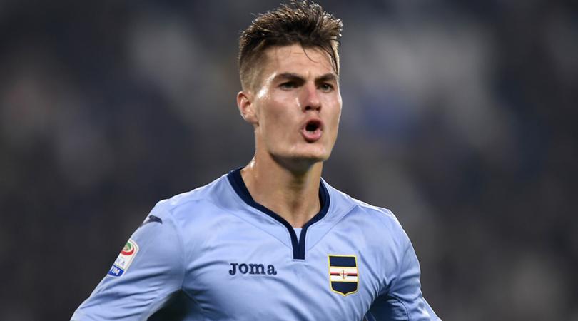 Sampdoria: Schick ha scelto la Roma, 38 milioni ai blucerchiati