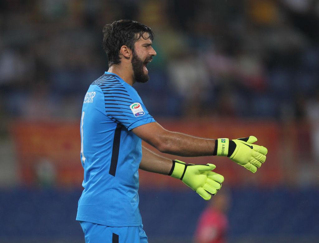 Mercato Roma, dal Brasile: trattativa avanzata con il Liverpool per Alisson