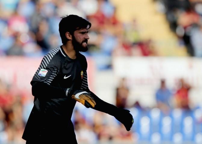 (SS24) Alisson teme l'Inter: