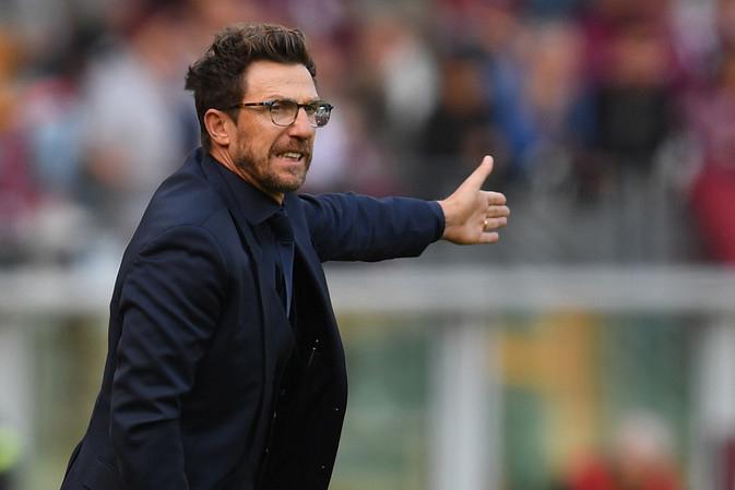 Dichiarazioni Di Francesco nel post Torino Roma: