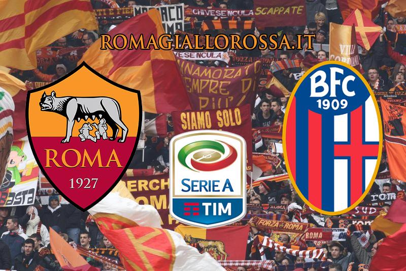 Roma-Bologna 1-0: terzo successo di fila per i giallorossi