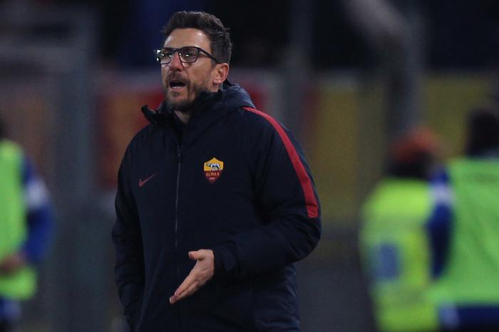 Roma-SPAL, Di Francesco: