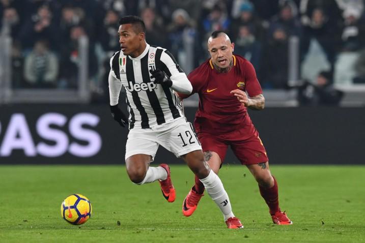 Juventus-Roma, Nainggolan e Landucci:
