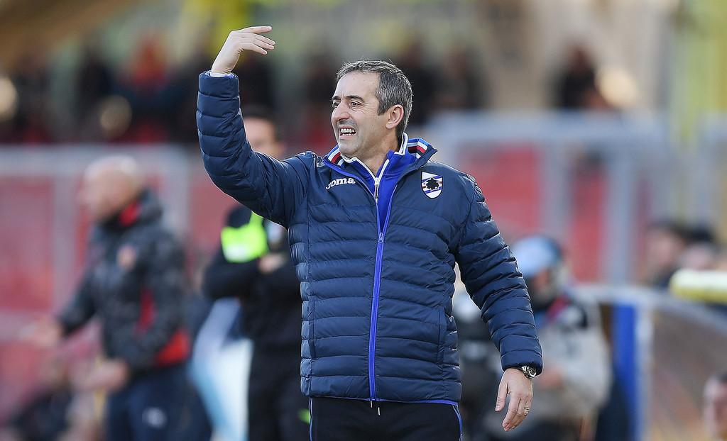 Sampdoria, infortunio Praet: le condizioni