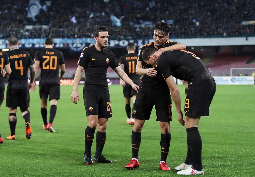 Napoli-Roma: probabili formazioni, calcio d'inizio e dove vederla in tv