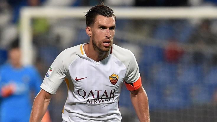 Roma Strootman capitano