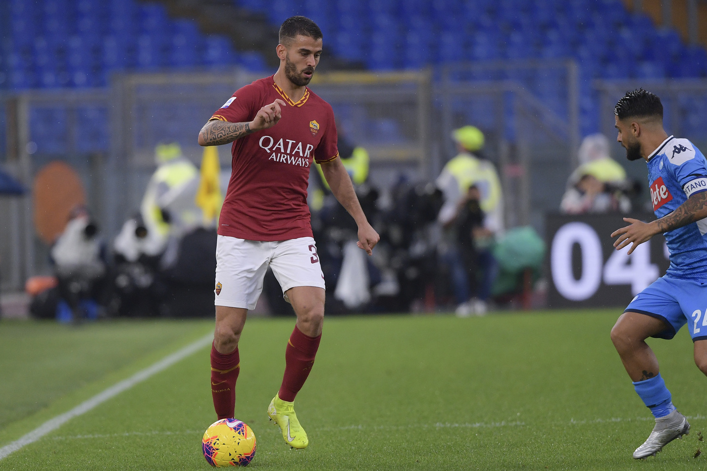 Roma, l'annuncio di Fonseca in vista della partita col Borussia